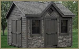 rough sawn sheds3