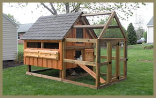 The Chicken Coop Cabana