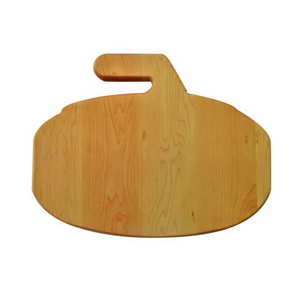 curling custom cutting board