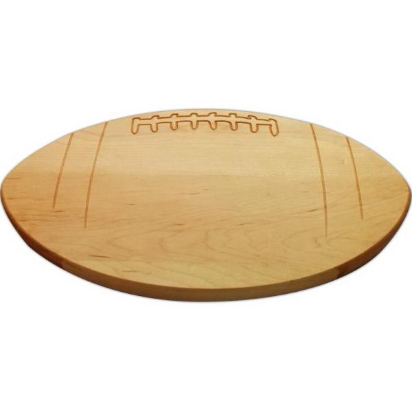 football, custom cutting board