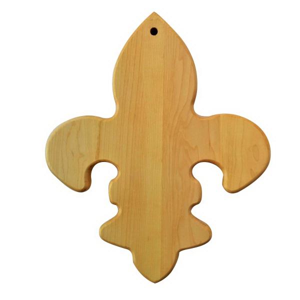 lys custom cutting board