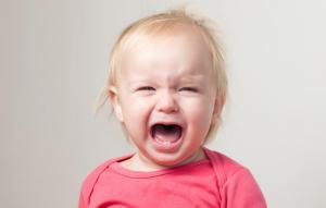 Вспышки гнева у малышей. Чем они полезны?