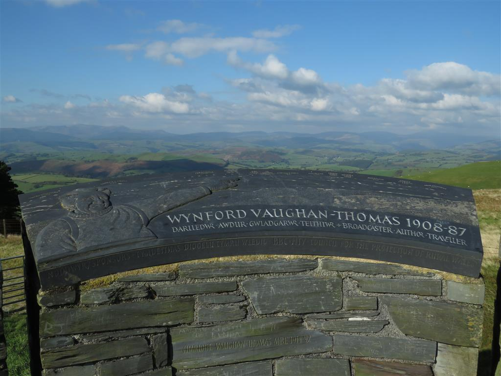Wynford Vaughn-Thomas Monument, Wales