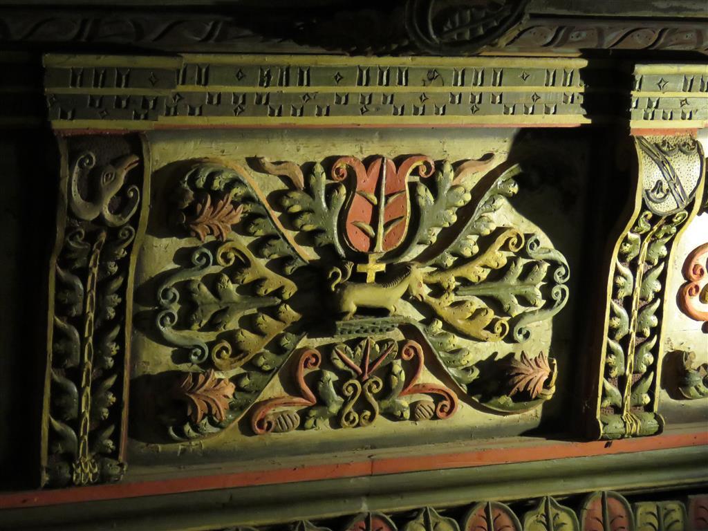 Rug Chapel, Corwen, Wales