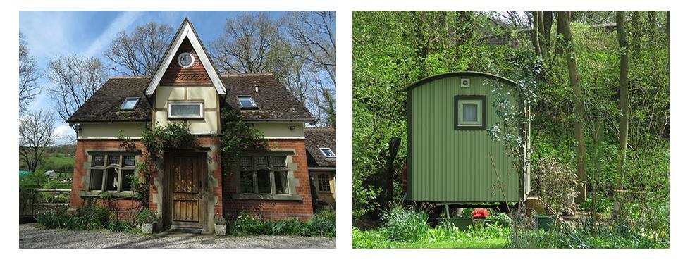 Massington Lodge Self-Catered B&B, Ledbury, England