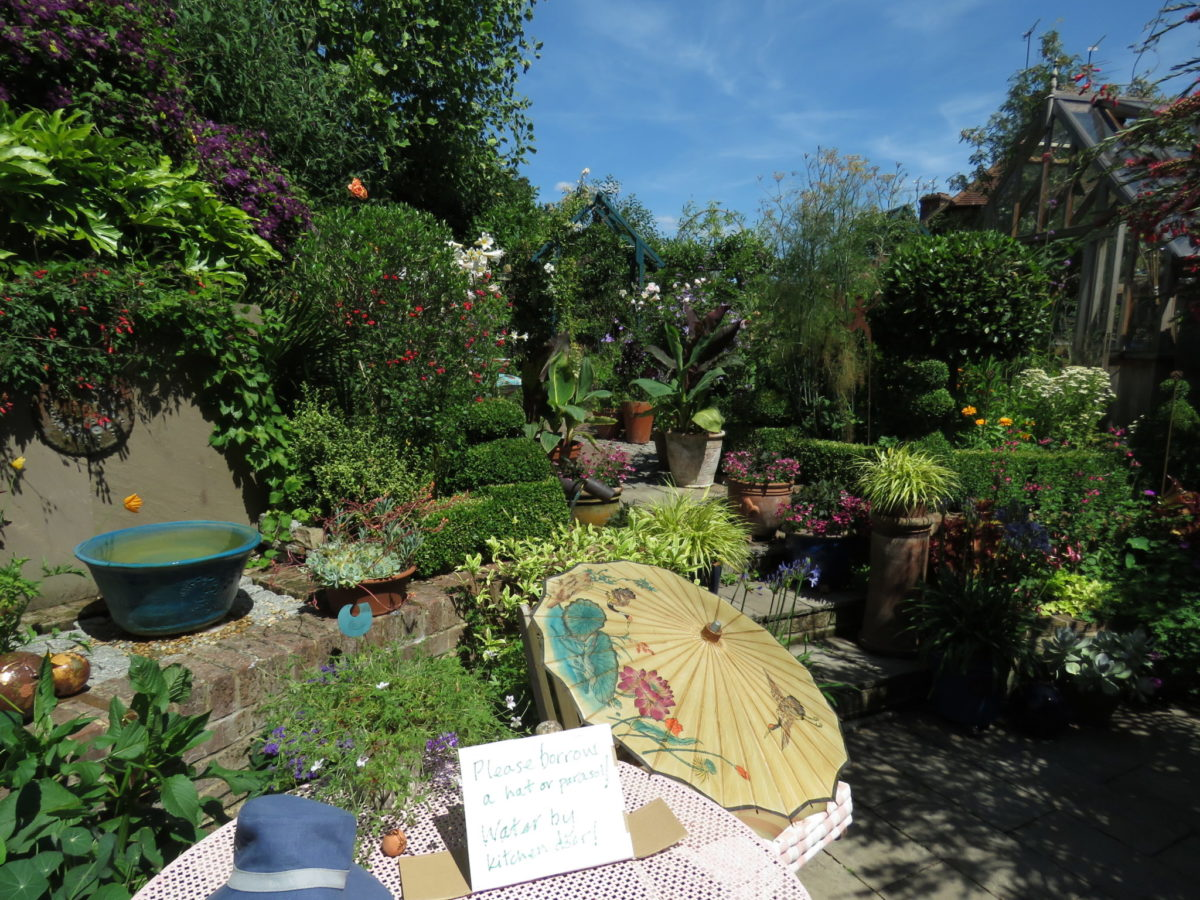National Garden Scheme Devizes