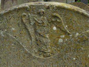 Gravestone, St. Nicholas Church, Trelleck