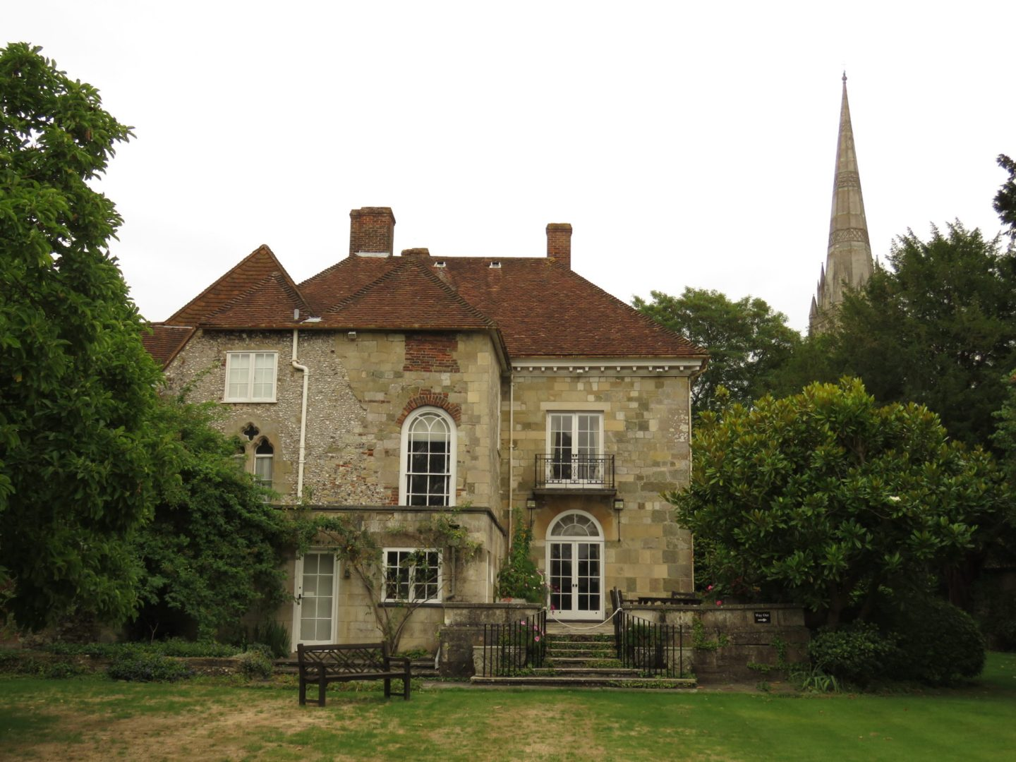Arundells, home of Sir Edward Heath, Salisbury