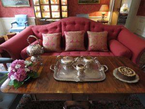 Time for tea, Mompesson House, Salisbury