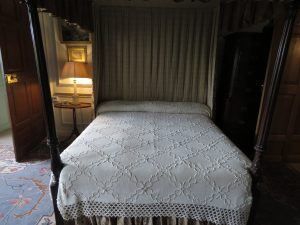 Bedroom, Mompesson House, Salisbury