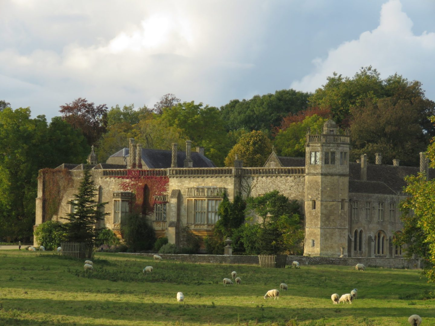 Lacock Abbey, Wiltshire