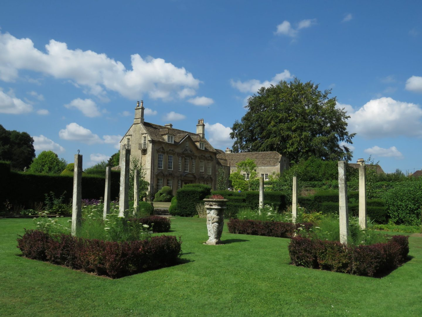 National Trusts The Courts, Holt, Wiltshire