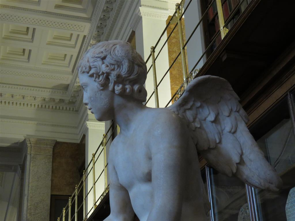Cupid, Enlightenment Gallery, British Museum, London