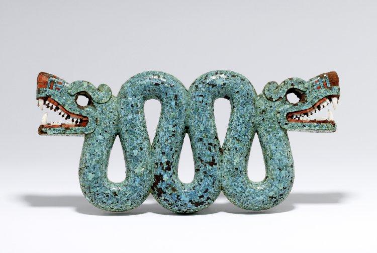 Turquoise Mosaic, British Museum