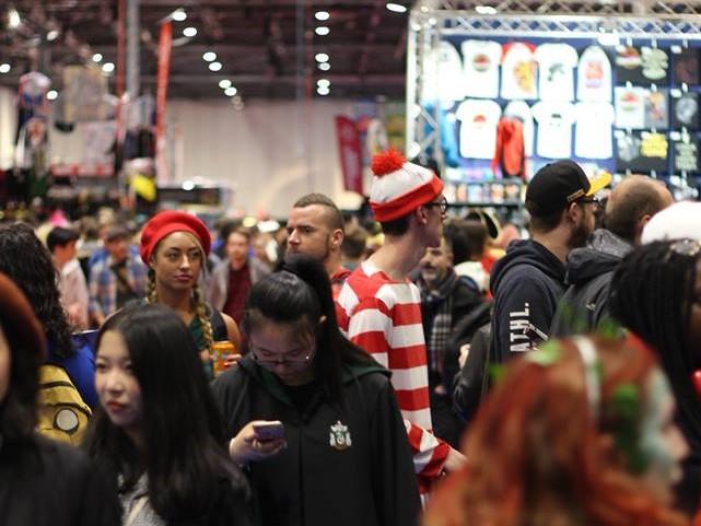 Wally: Found (photo by Jon Pageet)