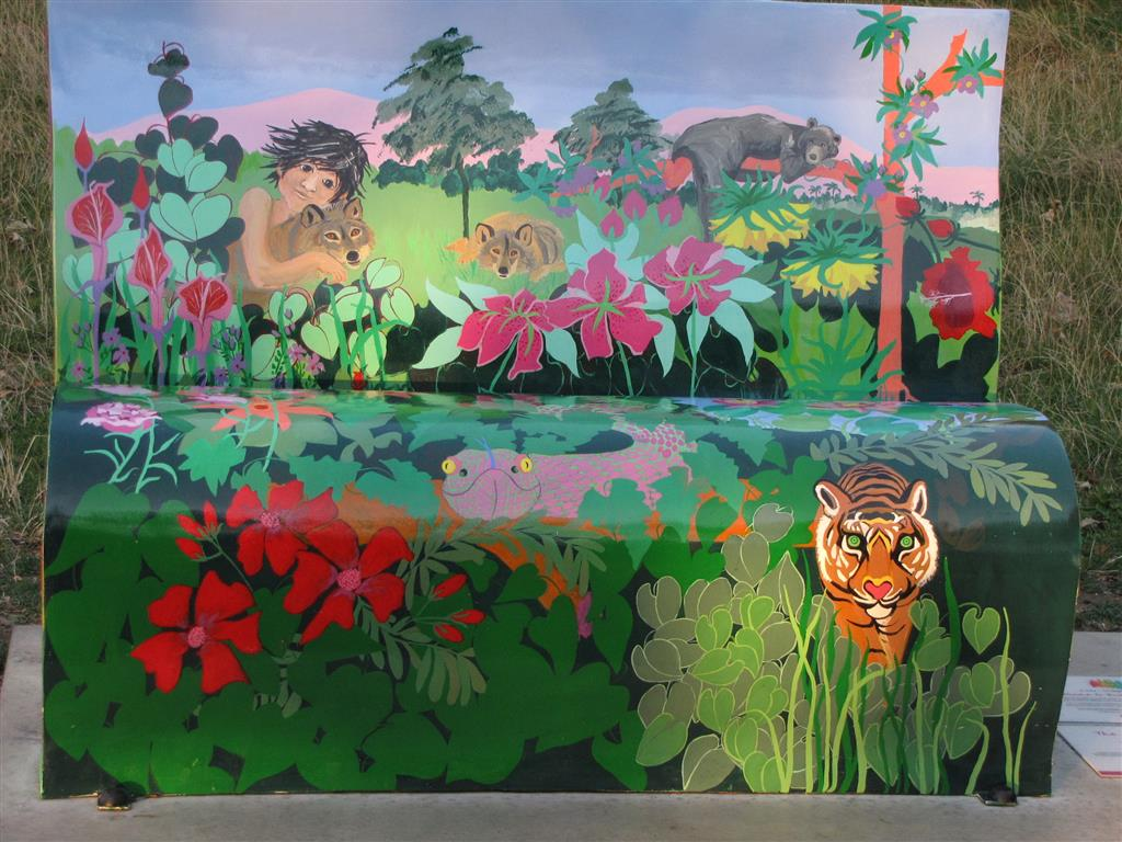 The Jungle Book, Books About Town, London