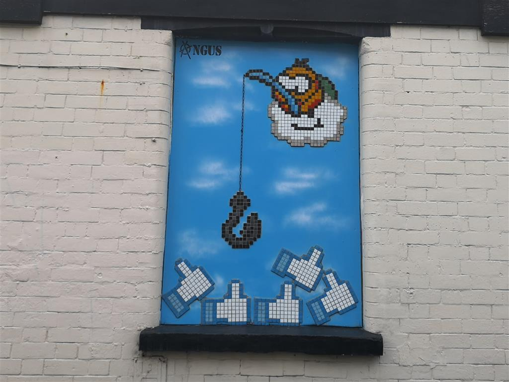 Fishing for Likes, Bedminster, Bristol