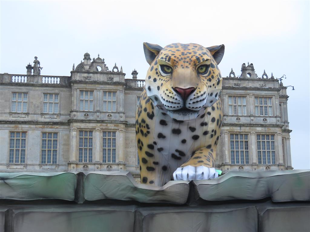 Visiting Longleat's Festival of Light 2018