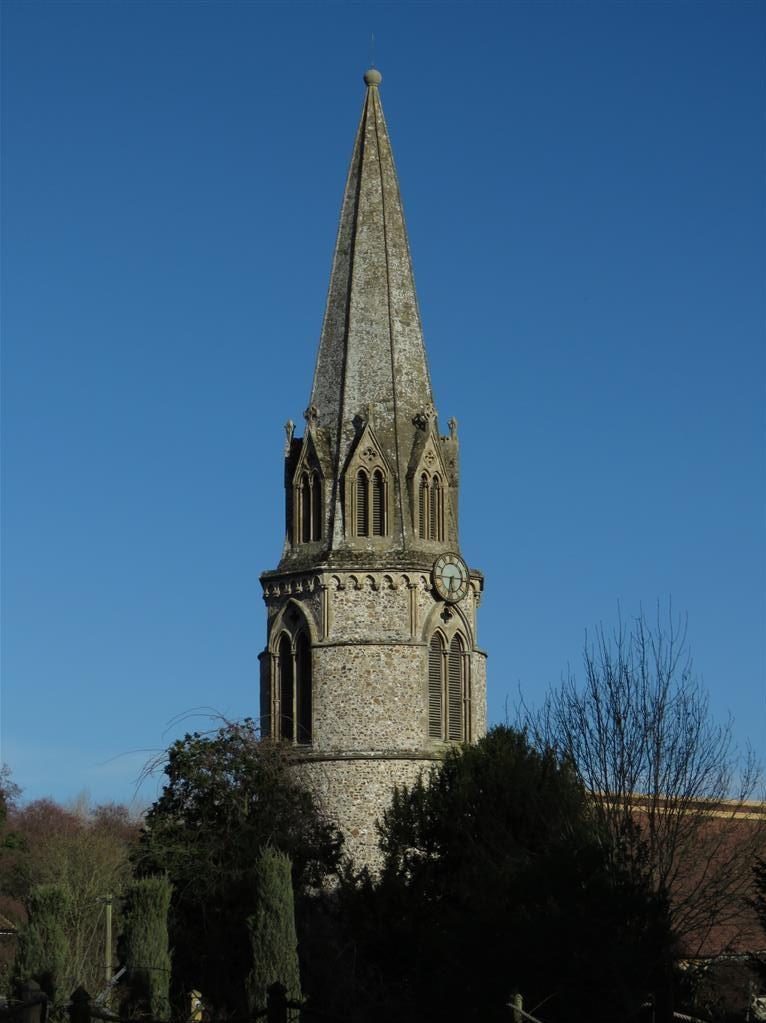 Church at Welford Park, Berkshire