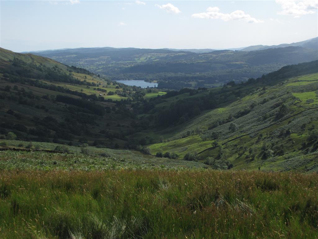 Visiting the Lake District, Cumbria
