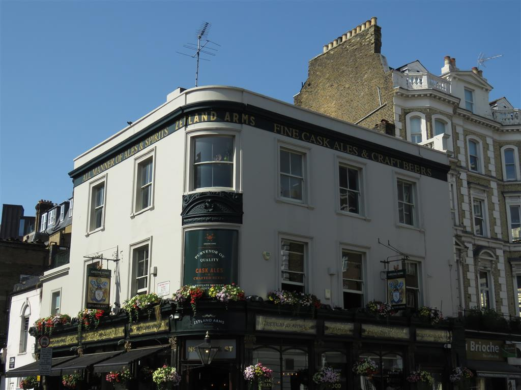 Pubs of London