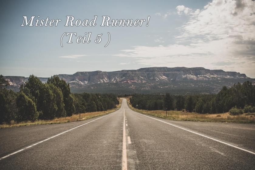 Mister Road Runner