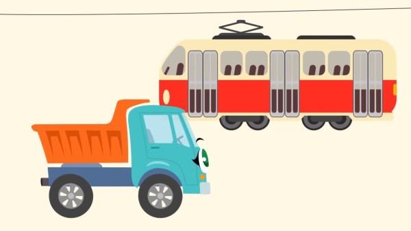 Мультик про машинки — БИБИКА — Такси, Маршрутка, Автобус ...