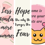 Free printable home decor quotes