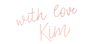 with love kim signature miss mental rose gold