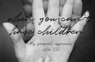 When you can't have children my personal experience with ICSI - how does an ICSI treatment work. I'm sharing my story about infertility and what it's like to do a fertility treatment. Family | IVF | IUI | starting a family | hospital | test | endometriose | PCOS
