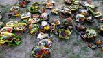 Offerings to the gods of the sea, Sanur Beach Bali