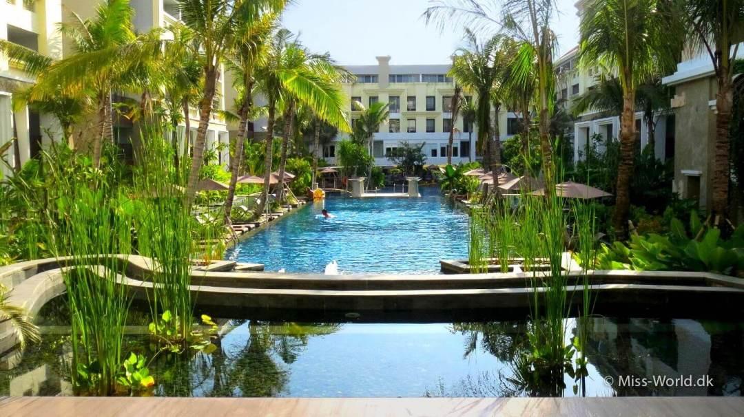 Hotel Swiss-Belresort Watu Jimbar Sanur Bali