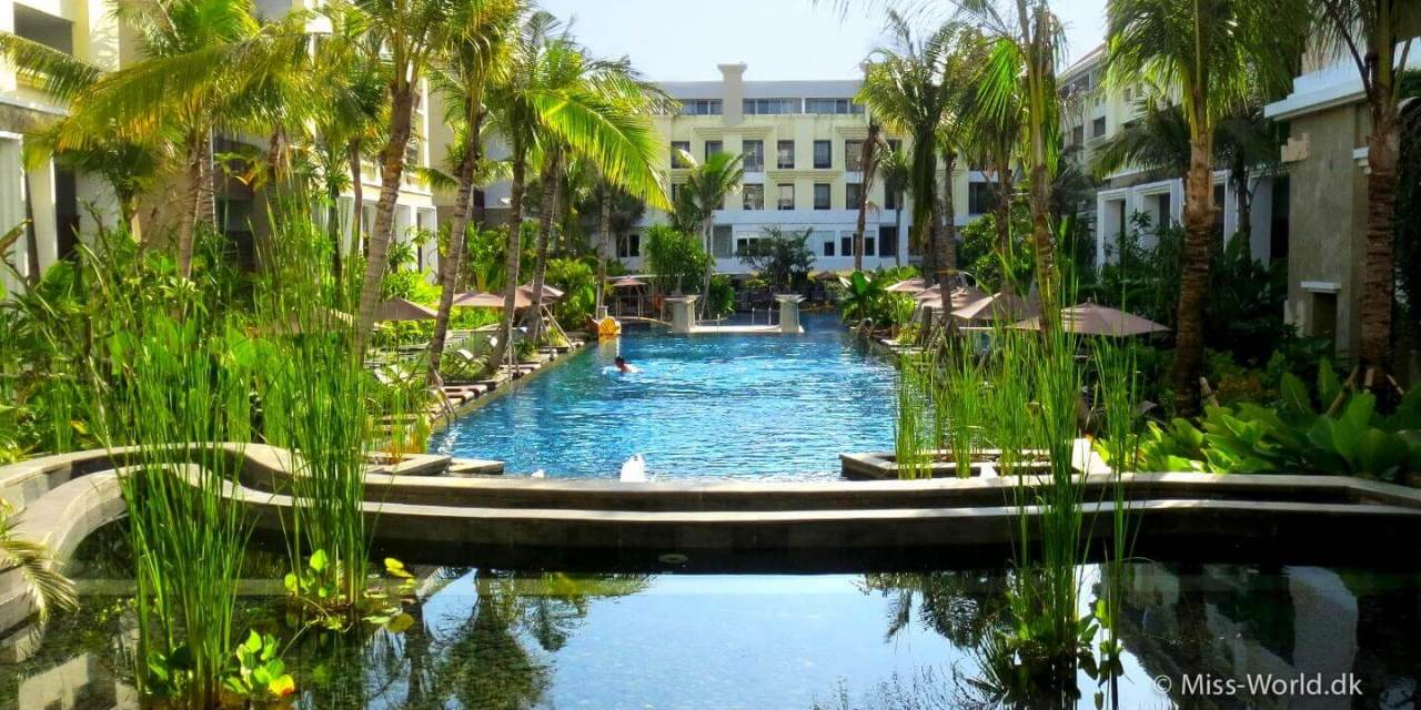 Hotel Swiss-Belresort Watu Jimbar Sanur, Bali