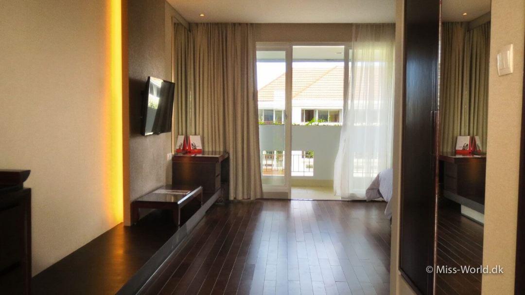 Hotel Swiss-Belresort Watu Jimbar Sanur Bali - Room