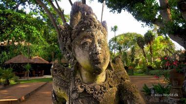 Statue in Sanur Bali