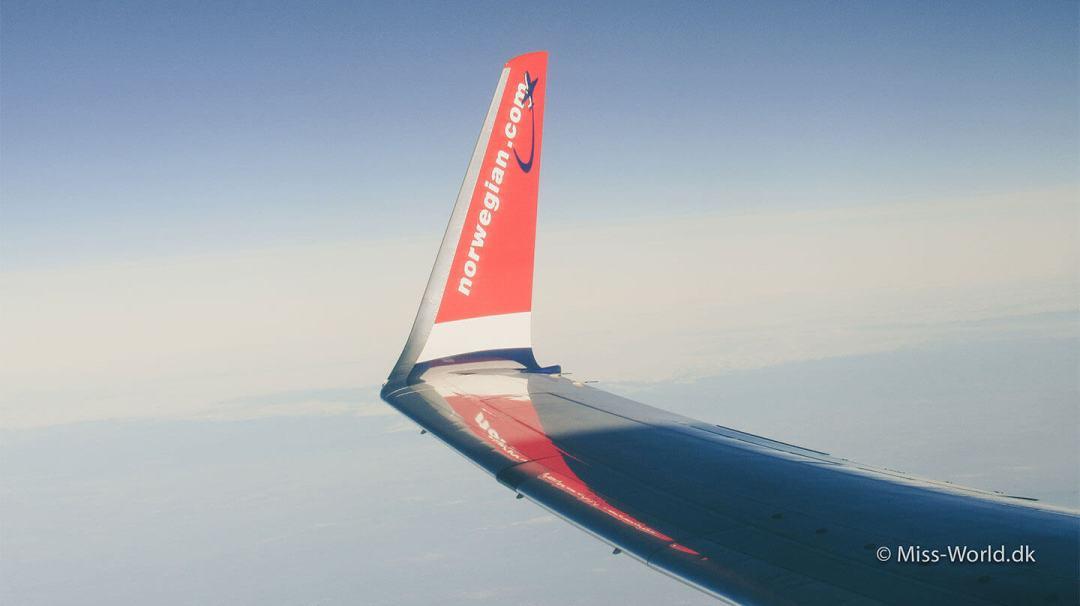 Norwegian sælger billige flybilletter til Marokko, med priser der starter på omkring 500 kr.