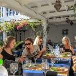 Taros Café Restaurant i Essaouira, Marokko (Billeder)