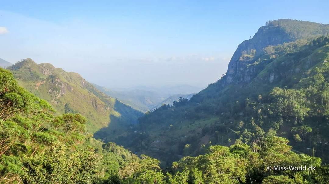 The Hill Country Ella Gap Sri Lanka