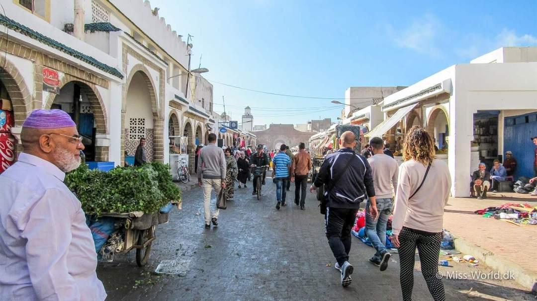 Essaouira Medina Morocco