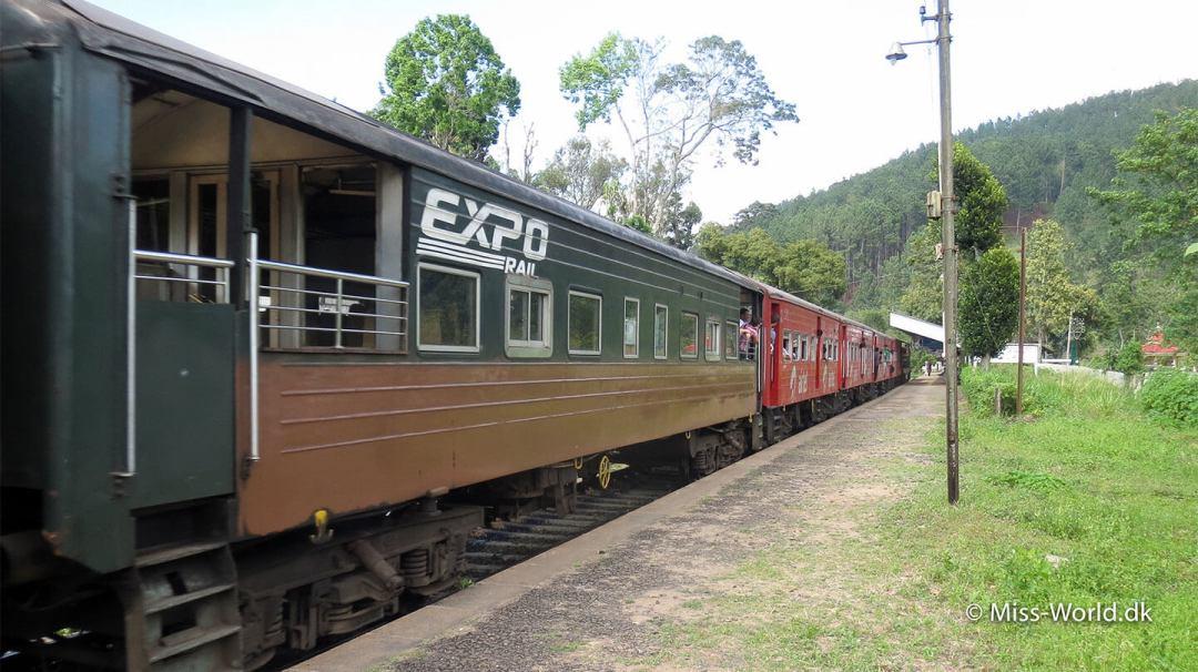 Expo Rail Sri Lanka