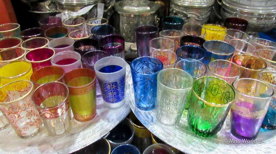 Drik din myntete med stil i Marrakech Marokko