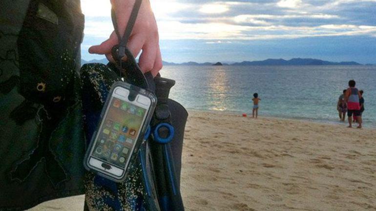 iPhone-som-undervandskamera