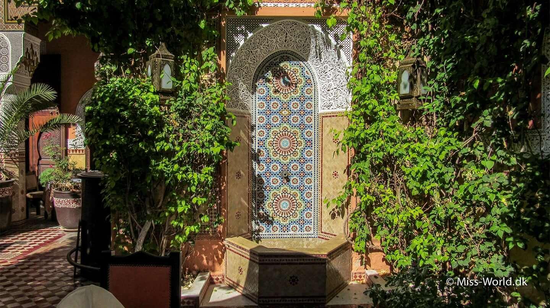 Drik myntete i magiske Marrakech (Billeder)