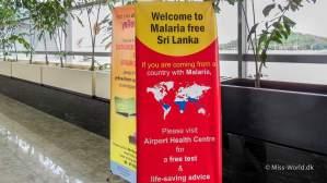 Malaria Sri Lanka - Sri Lanka is now free of malaria