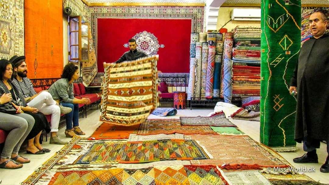 Marrakech Carpets
