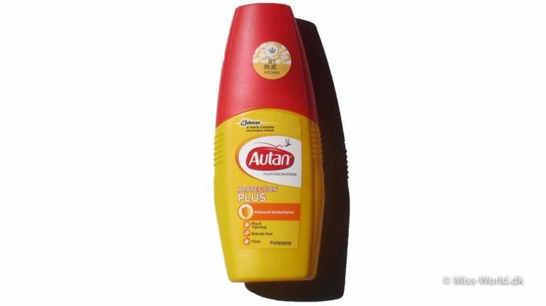 Køb en myggespray og hav den altid med i håndtasken. Hvis den ligger på værelset hjælper den ikke.