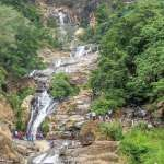 Ravana Falls i Ella, Sri Lanka