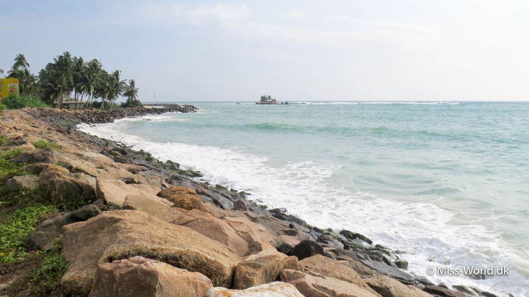 Seenigama Muhudu Viharaya Hikkaduwa Sri Lanka