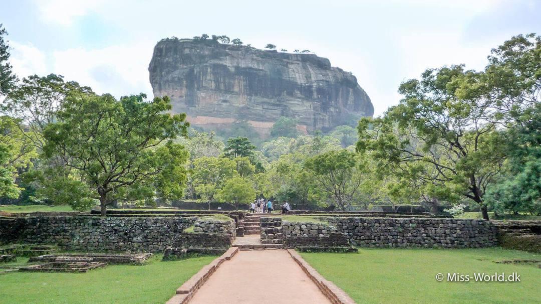 Sigiriya (Lion Rock) er nærmest symbolet på Sri Lanka, og du bør tage turen til toppen mindst én gang i dit liv