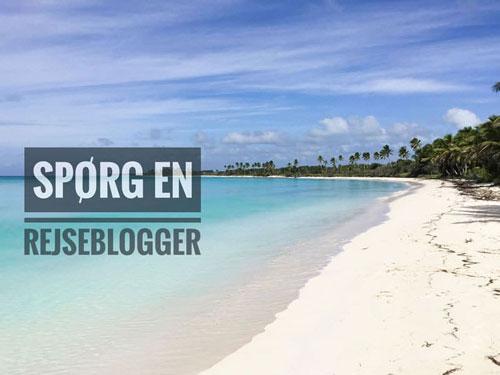 Spørg en rejseblogger. Her kan du stille alle dine spørgsmål om rejser.